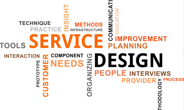 Co to jest service design?